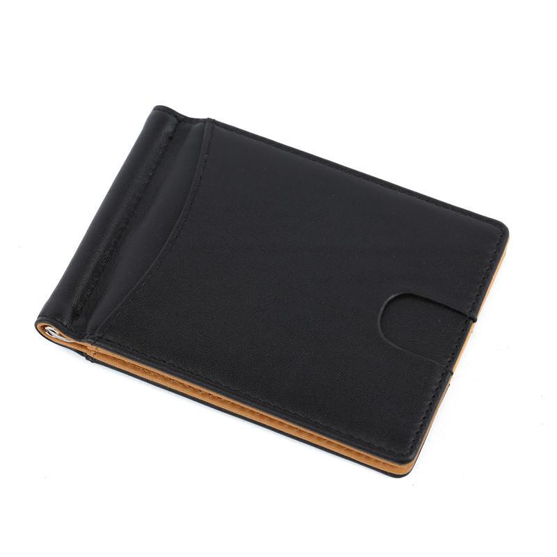 Business Leather Card Holder Wallet Slim RFID Leather Wallet Factory LT-BMM023