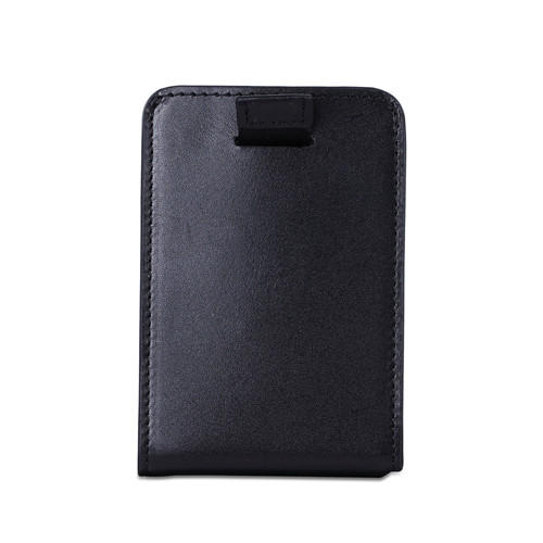 RFID Blocking Cowhide Leather Wallet for Men SIM Leather Money Clip Wallet LT-BMM045