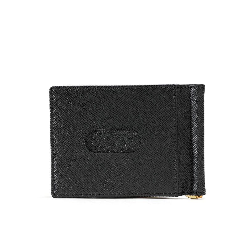 Small Real Leather Money Wallet Mini Coin Purse for Men and Women LT-BMM054