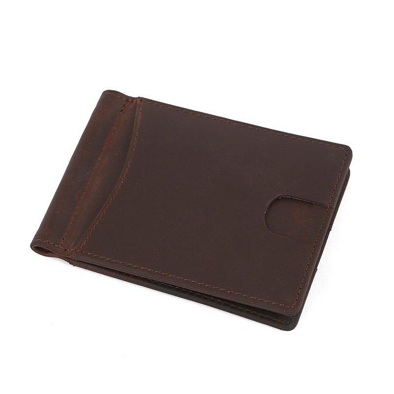 credit card wallet men's genuine leather wallet manufacturers  LT-BMM024