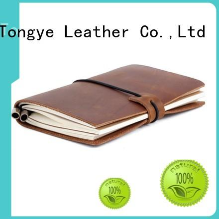 antique diary leather notebook paper LITONG Brand