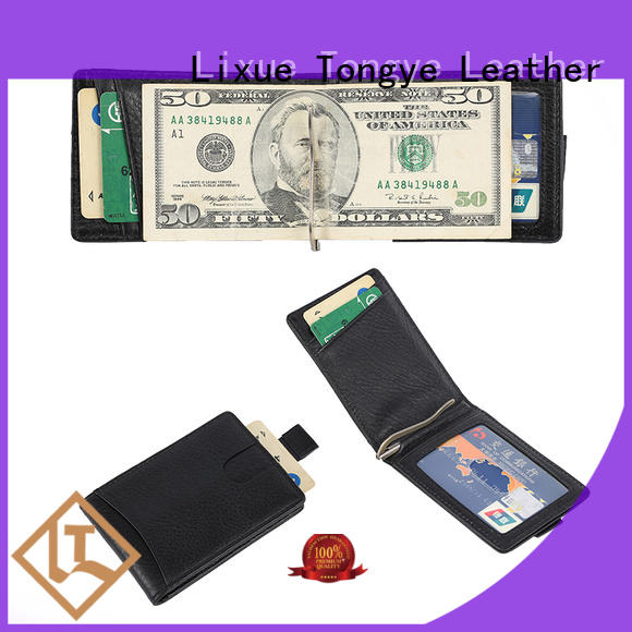 top quality leather wallet manufacturers ltbmw037 shop now for cash