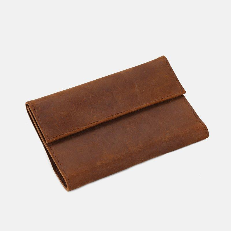 computer sleeve hot sale LITONG Brand leather laptop sleeve