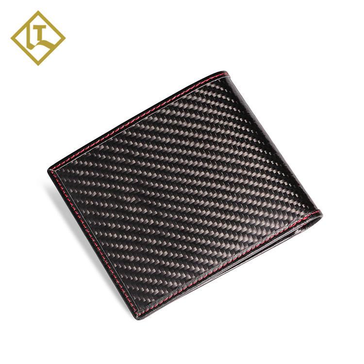 Ultimate Slim Mini Wallet Front Pocket Minimalist Wallet Bifold Genuine Leather RFID Blocking