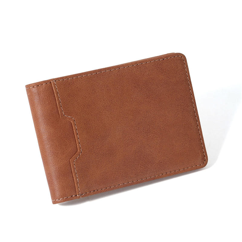 Wholesale Leather Wallet Personalised Leather Wallet LT-BMW02