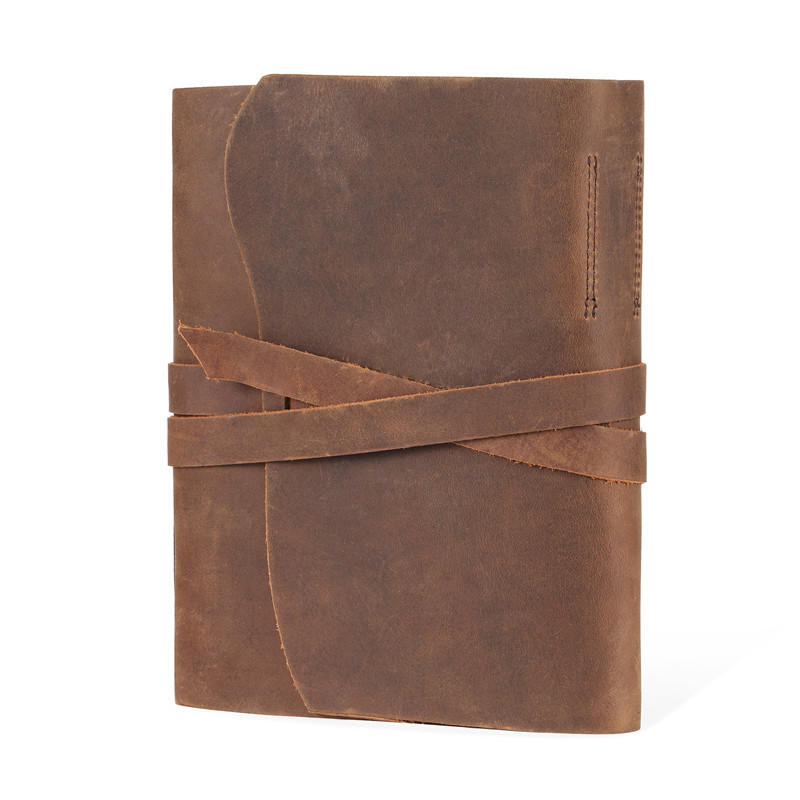 Leather Journal Handmade Leather Notebook LT-BMJ002