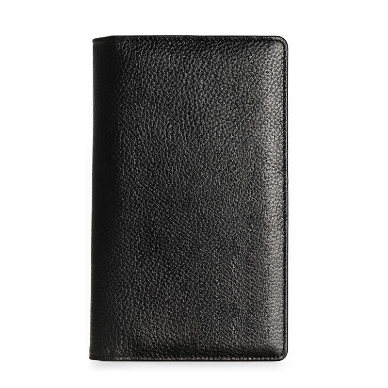 leather rfid passport wallet leather vintage quality LITONG Brand leather passport case