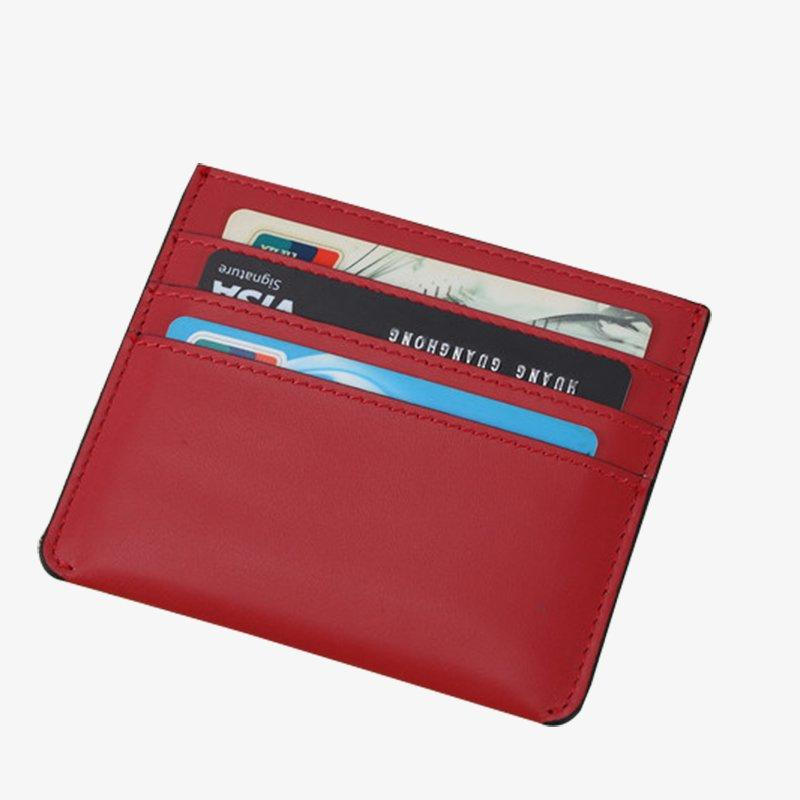 holder sleeve hot sale LITONG Brand leather card holder womens manufacture
