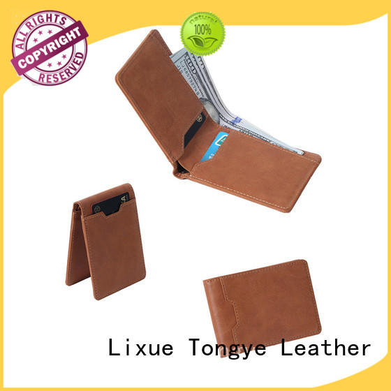 LITONG multi-function personalised leather wallet newly for woman