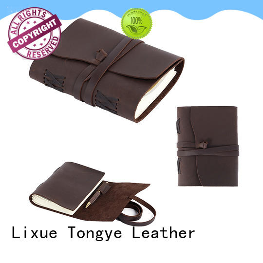 LITONG luxury custom leather journals for manufacturer for daily life