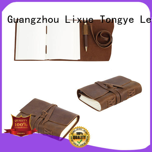 leather bound notebook notep diary handmade Warranty LITONG