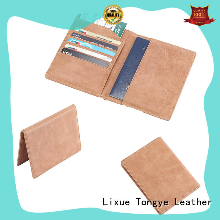 special real leather passport holder ltbmp015 producer for passport