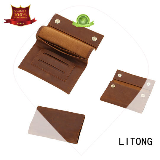 LITONG elegant best leather laptop bag overseas market for other accessories