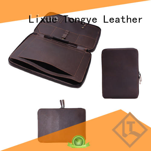 LITONG fashion design leather case bag for manufacturer for credit card
